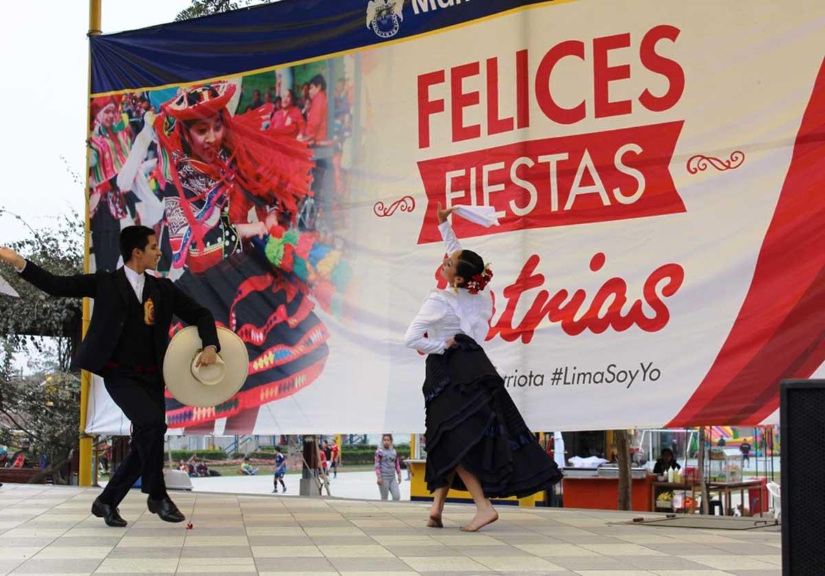 Fiestas Patrias: público disfrutará de feriado largo en clubes zonales de Lima. Foto: ANDINA/Difusión.  Comparte información, comparte valores © Copyright Agencia Peruana de noticias Andina