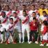 En este mes de julio, la Selección Peruana de Fútbol sigue ascendiendo en el ranking de la FIFA.