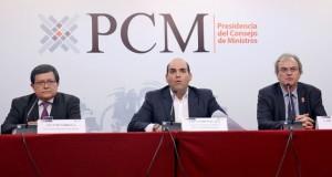 El presidente del Consejo de Ministros, Fernando Zavala Lombardi, resaltó que la conversación entre los líderes políticos fue de suma relevancia para el clima político del país.