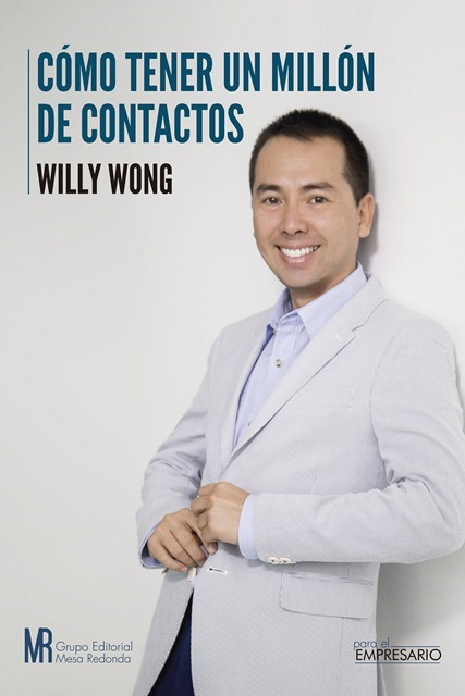 Carátula del libro de Willy Wong.