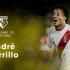 Con esta foto en su página web, el Watford Football Club le da la bienvenida al crédito nacional André Carrillo.