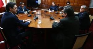 La Comisión Especial presidida por el congresista Luis Galarreta Velarde, aprobó por mayoría la candidatura del jurista Augusto Ferrero Costa para postular como nuevo miembro del Tribunal Constitucional.