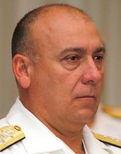 Diego Molero Bellavia, embajador venezolano expulsado del país.