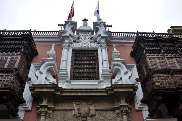 Desde su sede del Palacio de Torre Tagle, el Ministerio de Relaciones Exteriores anunció la decisión del Gobierno peruano de expulsar al embajador de ese país en Lima.