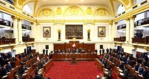 El pleno del Congreso aprobó la moción por 75 votos a favor, nueve en contra (Frente Amplio) y cero abstenciones.