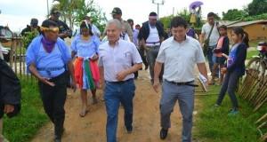 El congresista César Villanueva Arévalo visitó la Expo Amazónica 2017 que se realiza del 10 al 13 de agosto, en sus dos sedes de la región San Martín: Moyobamba y Tarapoto.