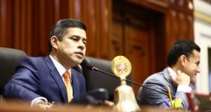 El presidente del Congreso, Luis Galarreta Velarde, precisó que ya ha dispuesto a la Oficialía Mayor del Congreso, que tramita al más breve plazo la solicitud del citado grupo, para conformar la sétima bancada parlamentaria.