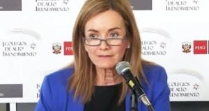 Tras la decisión de los maestros de levantar la huelga magisterial, corresponde a la ministra de Educación, Marilú Martens, abocarse a hacer un seguimiento de los temas referidos a garantizar la recuperación de las labores escolares.