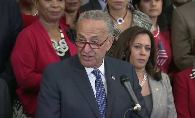 El senador Chuck Schumer, la congresista Nancy Pelosi y varios legisladores, acordaron salvar DACA y preparar una legislación para evitar la deportación de los miles de estudiantes universitarios indocumentados.