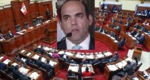 El Poder Legislativo estableció fecha y hora para recibir al jefe del Gabinete Ministerial, Fernando Zavala Lombardi, en sesión plenaria.