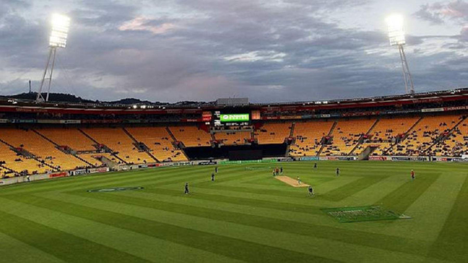 El Westpac Stadium es el feudo de Nueva Zelanda.
