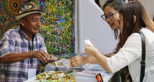 Feria Artesania de Amazonia Peruana
