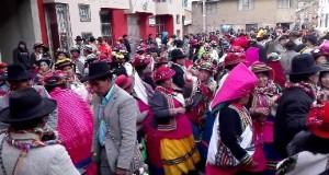 Carnaval de Ichuña.