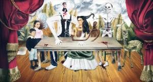 """""""La mesa herida""""."""