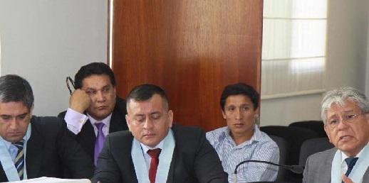 Tribunal Anticorrupción ordena ejecutar embargo de bienes del sentenciado exalcalde Carlos Burgos.