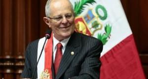 El Presidente Pedro Pablo Kuczynski.